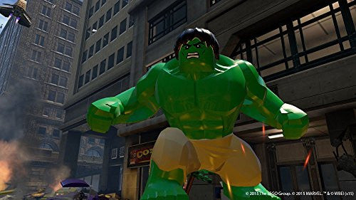 Image 4 for LEGO Marvel's Avengers