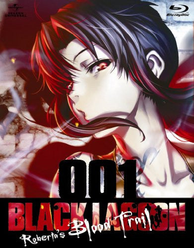 Image 1 for OVA Black Lagoon Roberta's Blood Trail Blu-ray 001 [Blu-ray+CD Limited Edition]