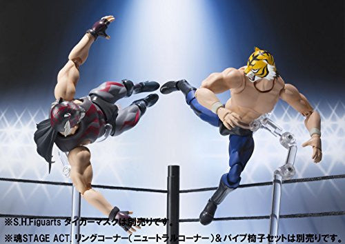 Image 2 for Tiger Mask W - Tiger the Dark - S.H.Figuarts