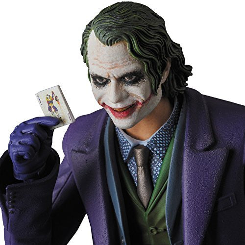 Image 5 for The Dark Knight - Joker - Mafex No.51 - Ver.2.0 (Medicom Toy)