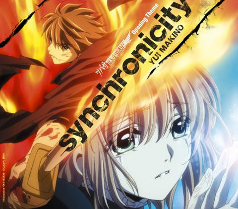 Image for synchronicity / Yui Makino