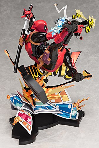 Deadpool - Breaking the Fourth Wall (Good Smile Company)
