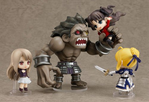 Image 7 for Fate/Stay Night - Berserker - Nendoroid - Nendoroid Petit: Fate/Stay Night Extension Set (Good Smile Company)