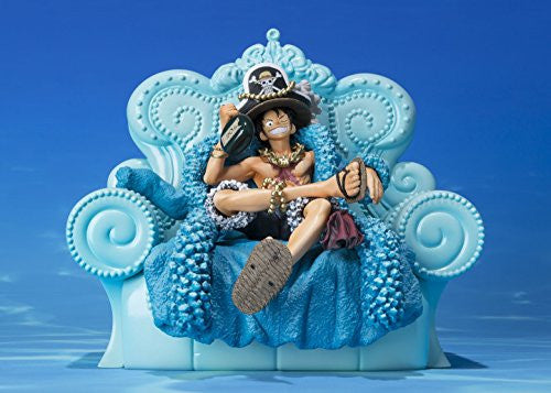 Image 7 for One Piece - Monkey D. Luffy - Figuarts ZERO - One Piece 20th Anniversary ver.