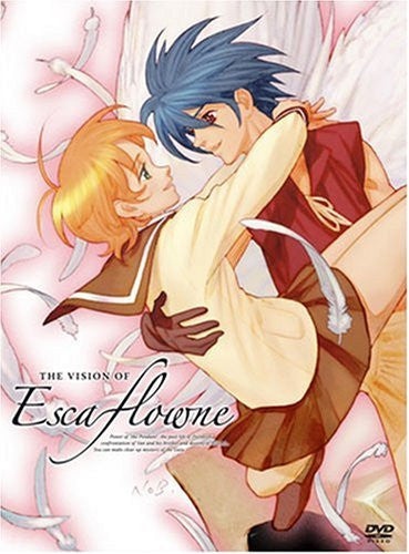 Image 1 for The Vision Of Escaflowne Remastered Box [Limited Edition] [Remastered]