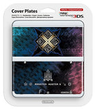 Thumbnail 2 for New Nintendo 3DS Cover Plates No.065 (Monster Hunter X)
