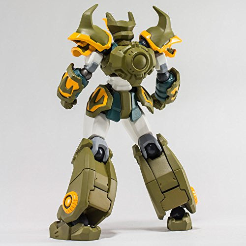 Image 8 for Sengoku Majin Go Shogun - Goshogun - Vulcanlog 008 - Real Form ver. (Sentinel, Union Creative International Ltd, Kaiyodo)