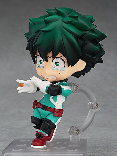 Image 4 for Boku no Hero Academia - Midoriya Izuku - Nendoroid - Heroes Edition (Tomytec, Good Smile Company)