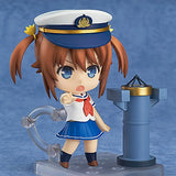 Thumbnail 4 for High School Fleet - Isoroku - Misaki Akeno - Nendoroid #674 (Good Smile Company)