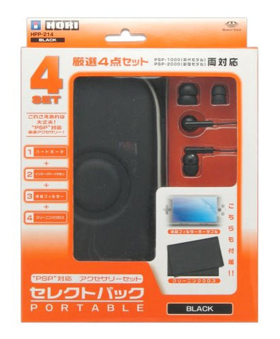Image for Selection Pack Portable (Black)