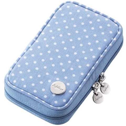 Image for 3DS Canvas Case (Blue Dot)