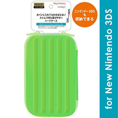 Image 1 for Trunk Case for New 3DS (Green)