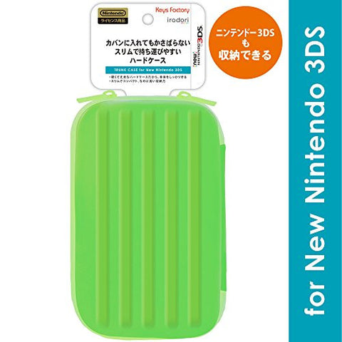 Image for Trunk Case for New 3DS (Green)