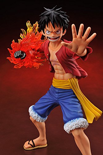 Image 10 for One Piece - Monkey D. Luffy - Gigantic Series - 1/4 (X-Plus)