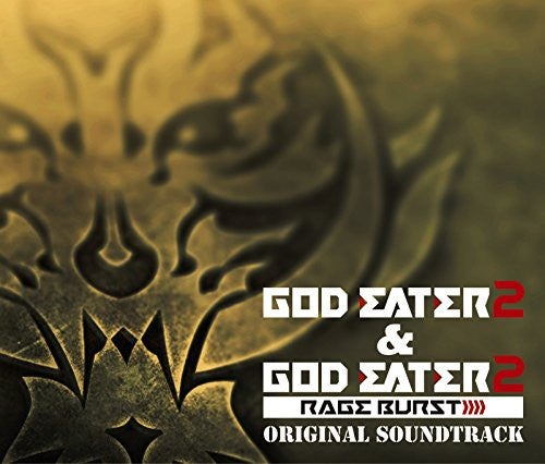 Image 1 for GOD EATER 2 & GOD EATER 2 RAGE BURST ORIGINAL SOUNDTRACK