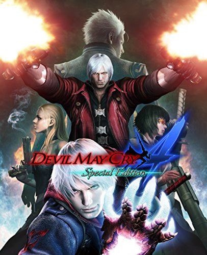 Image 1 for Devil May Cry 4 Special Edition