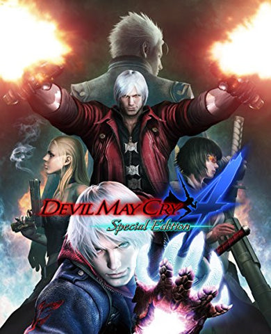 Image for Devil May Cry 4 Special Edition