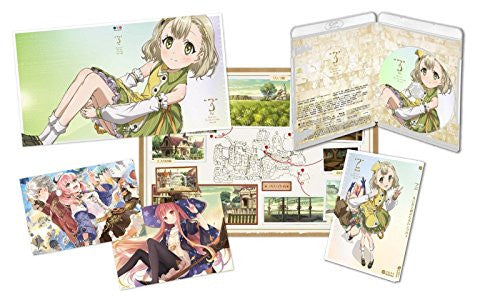 Image 3 for Escha And Logy No Atelier - Tasogare No Sora No Renkinjutsushi Vol.3