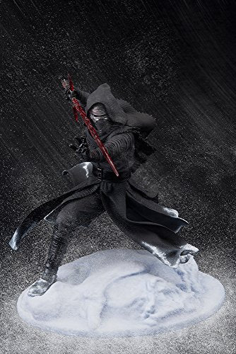 Image 2 for Star Wars: The Force Awakens - Kylo Ren - ARTFX Statue - 1/7 (Kotobukiya)
