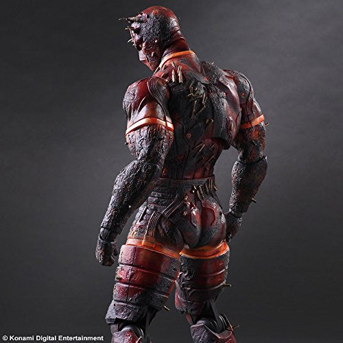 Image 4 for Metal Gear Solid V: The Phantom Pain - Man On Fire - Play Arts Kai (Square Enix)