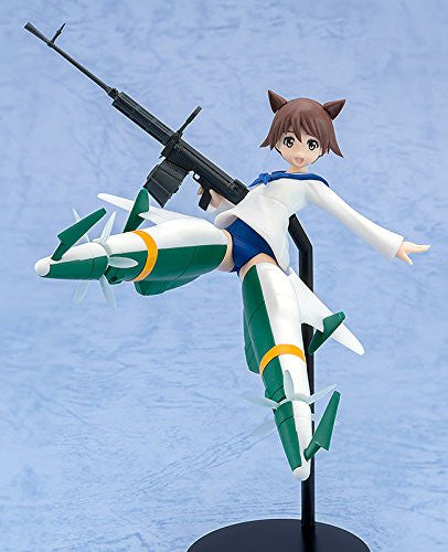 Image 3 for Strike Witches Movie - Sakamoto Mio - Plamax MF-06 - Minimum Factory - 1/20 (Max Factory)