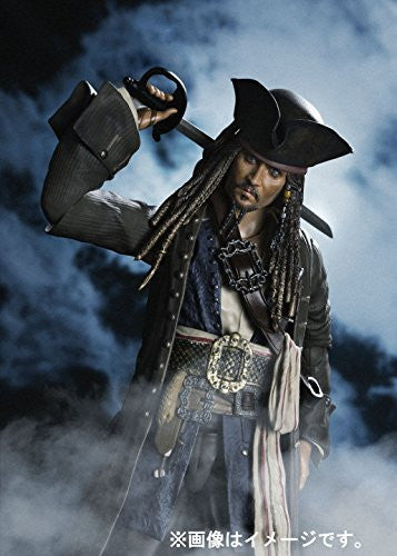 Image 7 for Pirates of the Caribbean: Dead Men Tell No Tales - Jack Sparrow - S.H.Figuarts