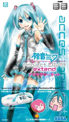 Hatsune Miku: Project Diva Extend (Accessory Set)