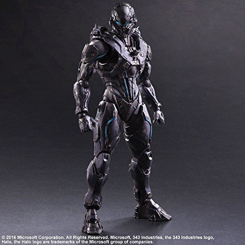 Image 8 for Halo 5: Guardians - Spartan Locke - Play Arts Kai (Square Enix)