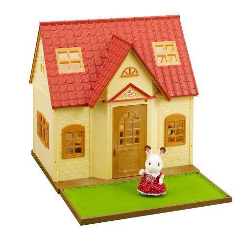 Image 1 for Sylvanian Families - DH-05 - The First Sylvanian Families - Renewal (Epoch)