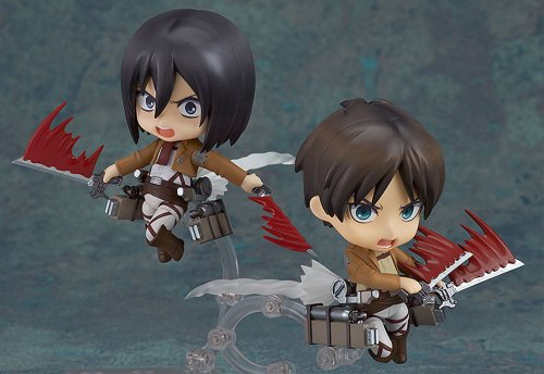 Image 7 for Shingeki no Kyojin - Eren Yeager - Nendoroid (Good Smile Company)