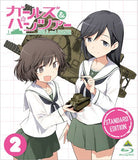 Thumbnail 1 for Girls Und Panzer Standard Edition Vol.2