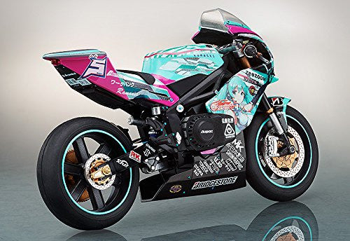 Image 4 for GOOD SMILE Racing - ex:ride Spride.06 - TT-Zero 13, Racing 2013 (FREEing, Good Smile Company)