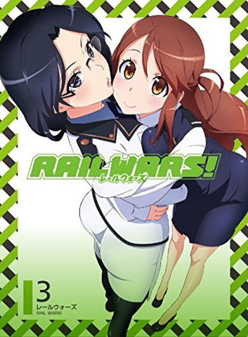 Image for Rail Wars Vol.3