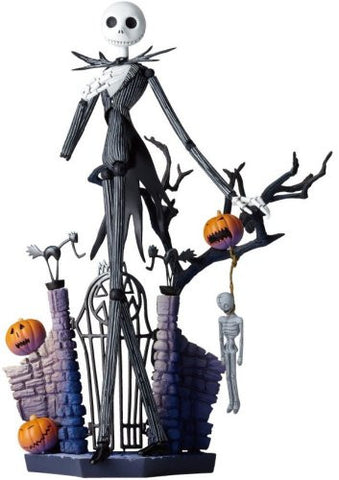Image for The Nightmare Before Christmas - Jack Skellington - Legacy of Revoltech LR-042 - Revoltech - Revoltech SFX #05 (Kaiyodo)