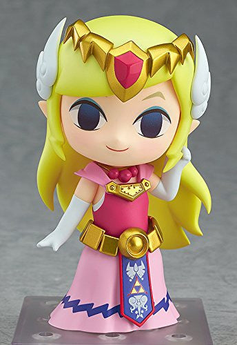 Image 5 for Zelda no Densetsu: Kaze no Takt - Zelda Hime - Nendoroid #620 - HD Ver. (Good Smile Company)