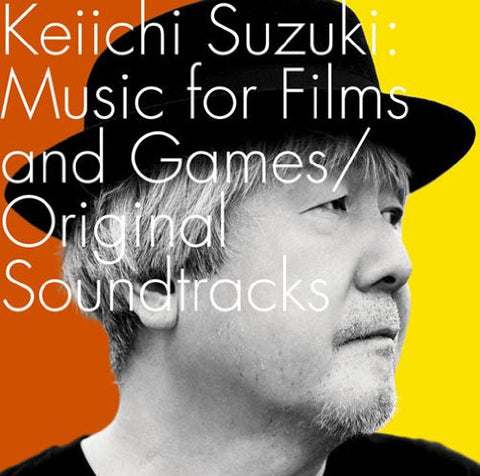 Image for Keiichi Suzuki: Music for Films and Games / Original Soundtracks