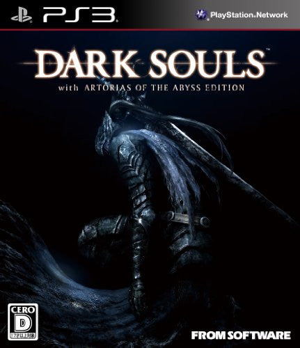 Image 2 for DARK SOULS with ARTORIAS OF THE ABYSS EDITION - THE COMPLETE GUIDE Prologue + DARK SOULS Special Map + Original Soundtrack