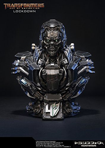 Image 4 for Transformers: Lost Age - Lockdown - Bust - Premium Bust PBTFM-13 (Prime 1 Studio)