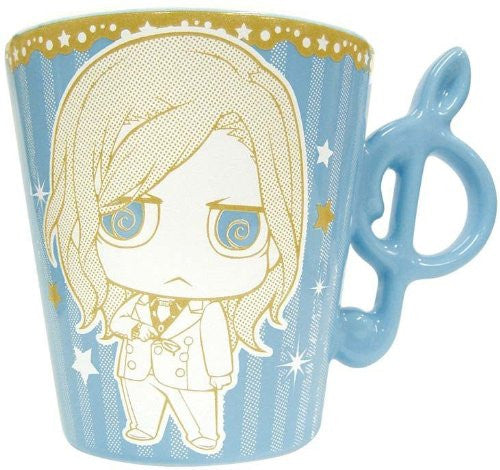Image 1 for Uta no☆Prince-sama♪ Debut - Camus - Mug - Chimipuri (Broccoli)
