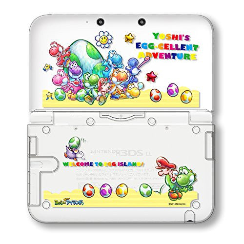 Image 3 for Body Cover for 3DS LL Yoshi's New Island (Type B)