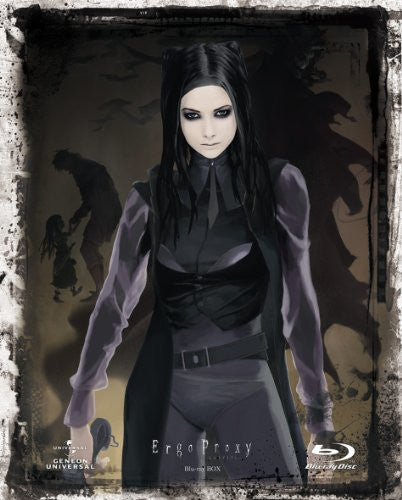 Image 1 for Ergo Proxy Blu-ray Box [Limited Edition]