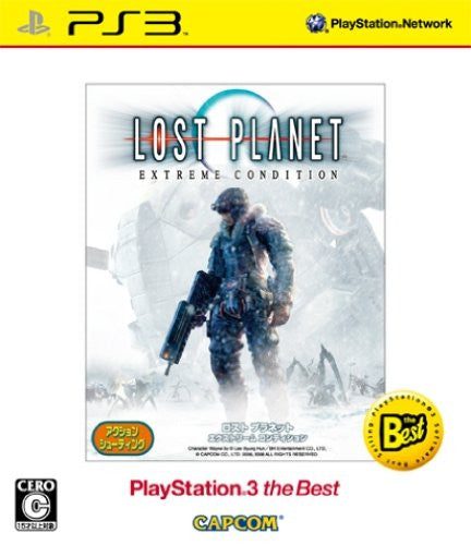 Lost Planet: Extreme Condition [PlayStation 3 the Best Version]