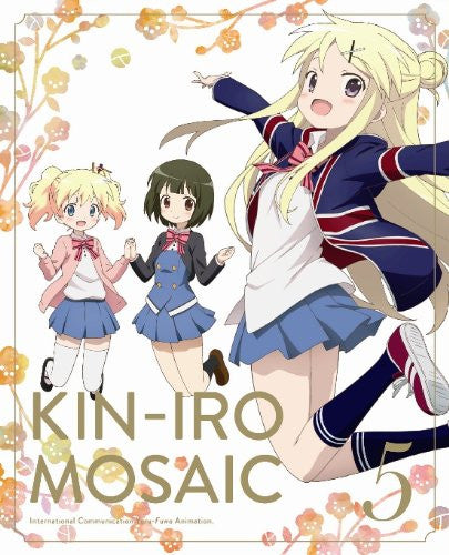 Image 3 for Kiniro Mosaic Vol.5
