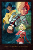 Thumbnail 4 for Mobile Suit Gundam Blu-ray Memorial Box [Limited Edition]