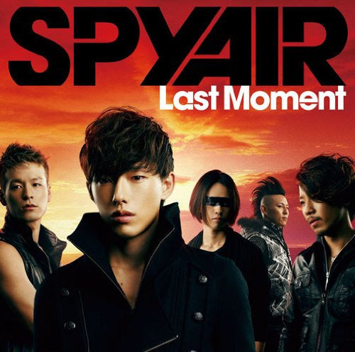 Image 1 for Last Moment / SPYAIR [Limited Edition]