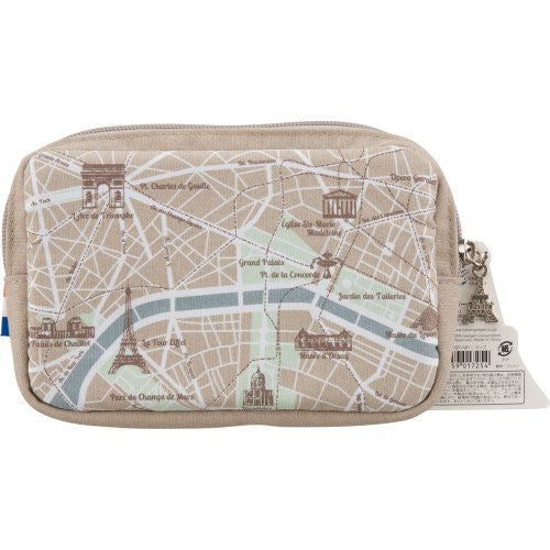 Image 4 for Design Pouch for 3DS LL (Map)