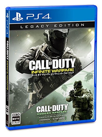 Image for Call of Duty: Infinite Warfare [Legacy Edition]