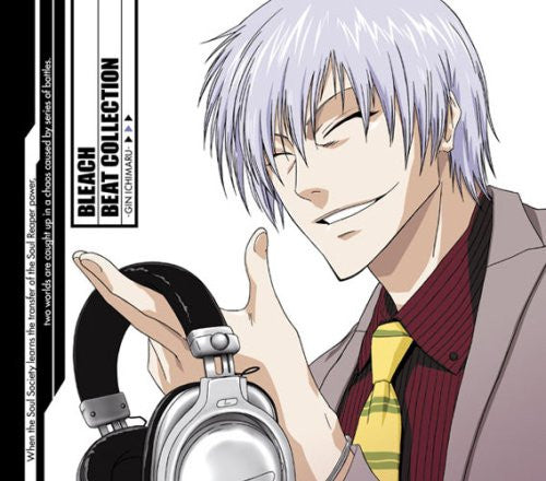 Image 1 for BLEACH BEAT COLLECTION -GIN ICHIMARU-
