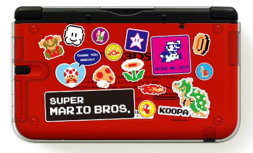 Image 3 for Body Cover for 3DS LL Mario (Type A)