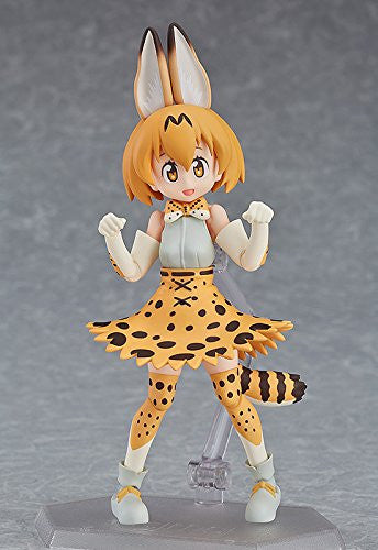 Image 8 for Kemono Friends - Serval - Figma #362 (Max Factory)